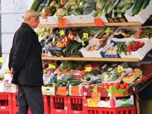 Zákazník, farmářský trh