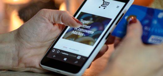 nakupování on-line