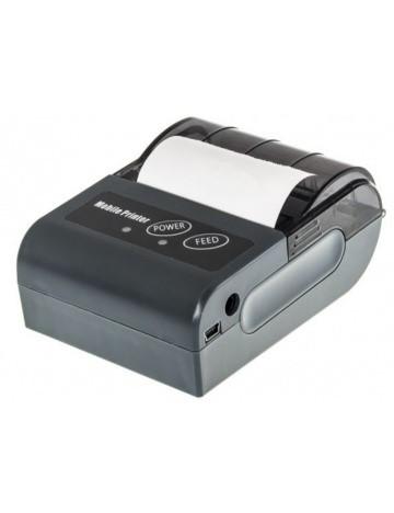 Malou tiskárnu ELCOM s sebou pohodlně nosíte za zákazníky.