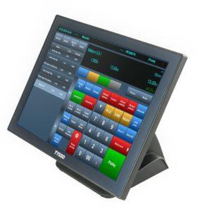 Markování na monitoru je nejrychlejší způsob, jak zadávat položky nákupu.