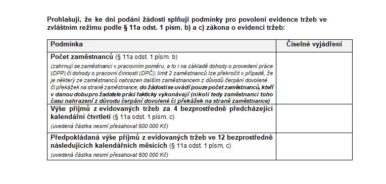 druhá část formuláře
